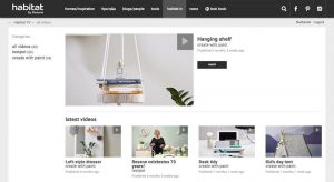 Habitat by Resene - TV Home