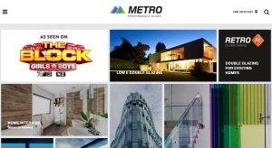 Metroglass - Home