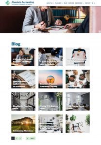 Absolute Accounting blog